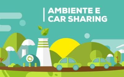 I vantaggi del CAR SHARING per l'AMBIENTE